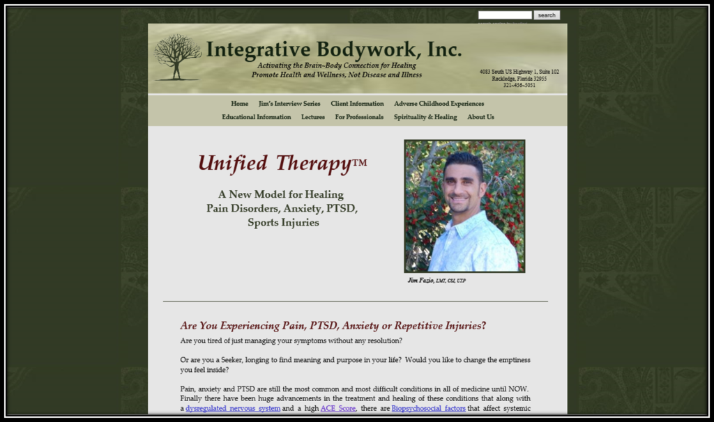 Integrative Bodywork, Inc